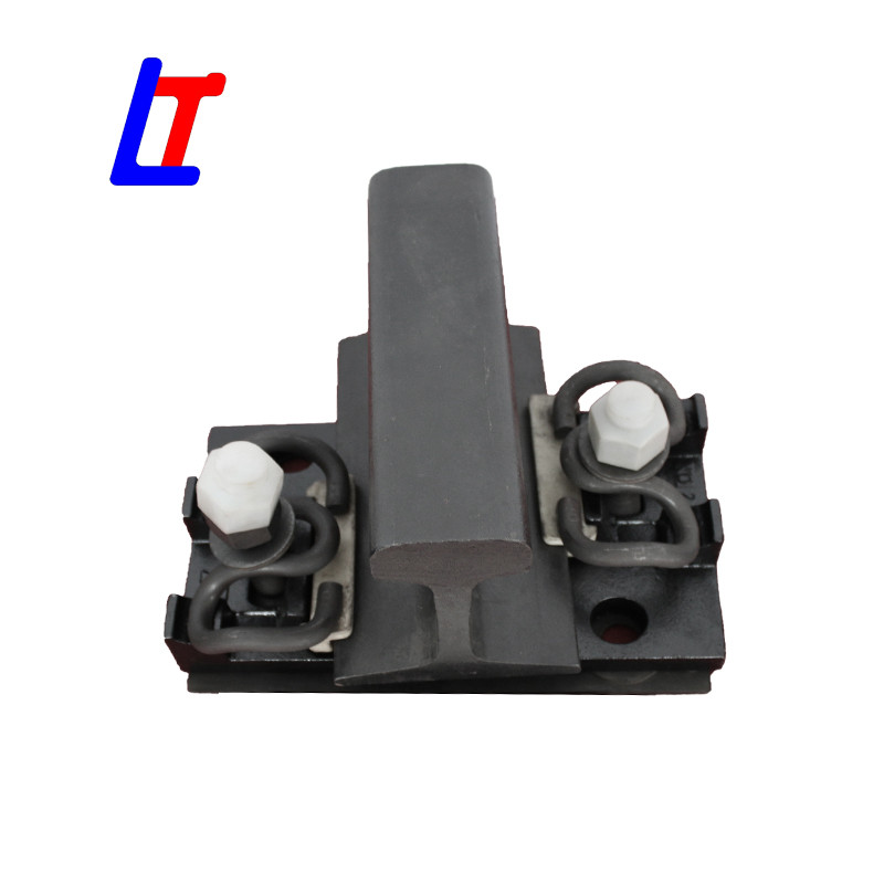 High speed WJ-7 rail fastening system