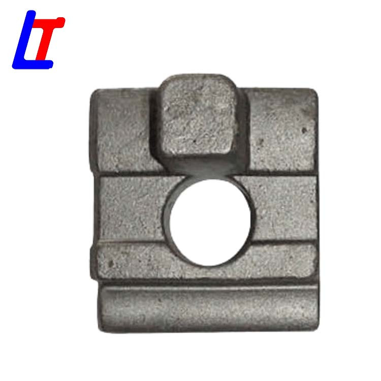 K type rail clamp